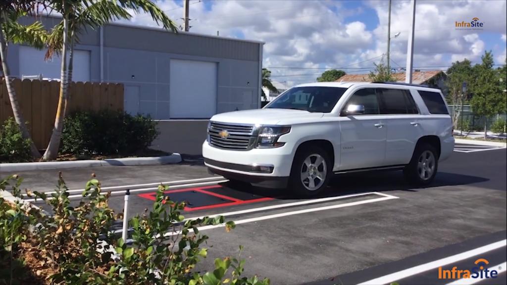 InfraSite-Video-Parking-Lot