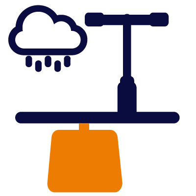 InfraSite Protects Equipment from Weather
